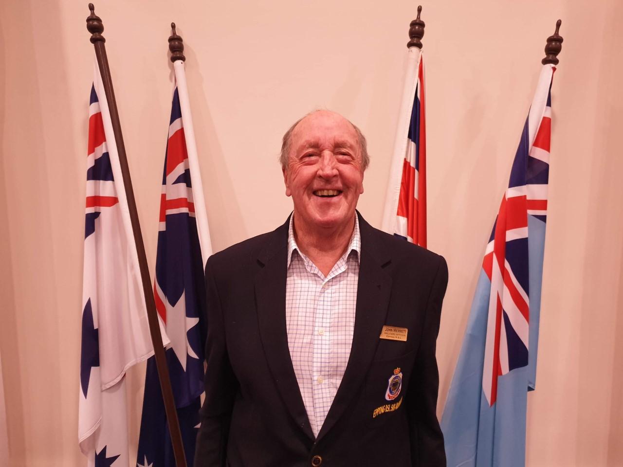 Mr John Merrett