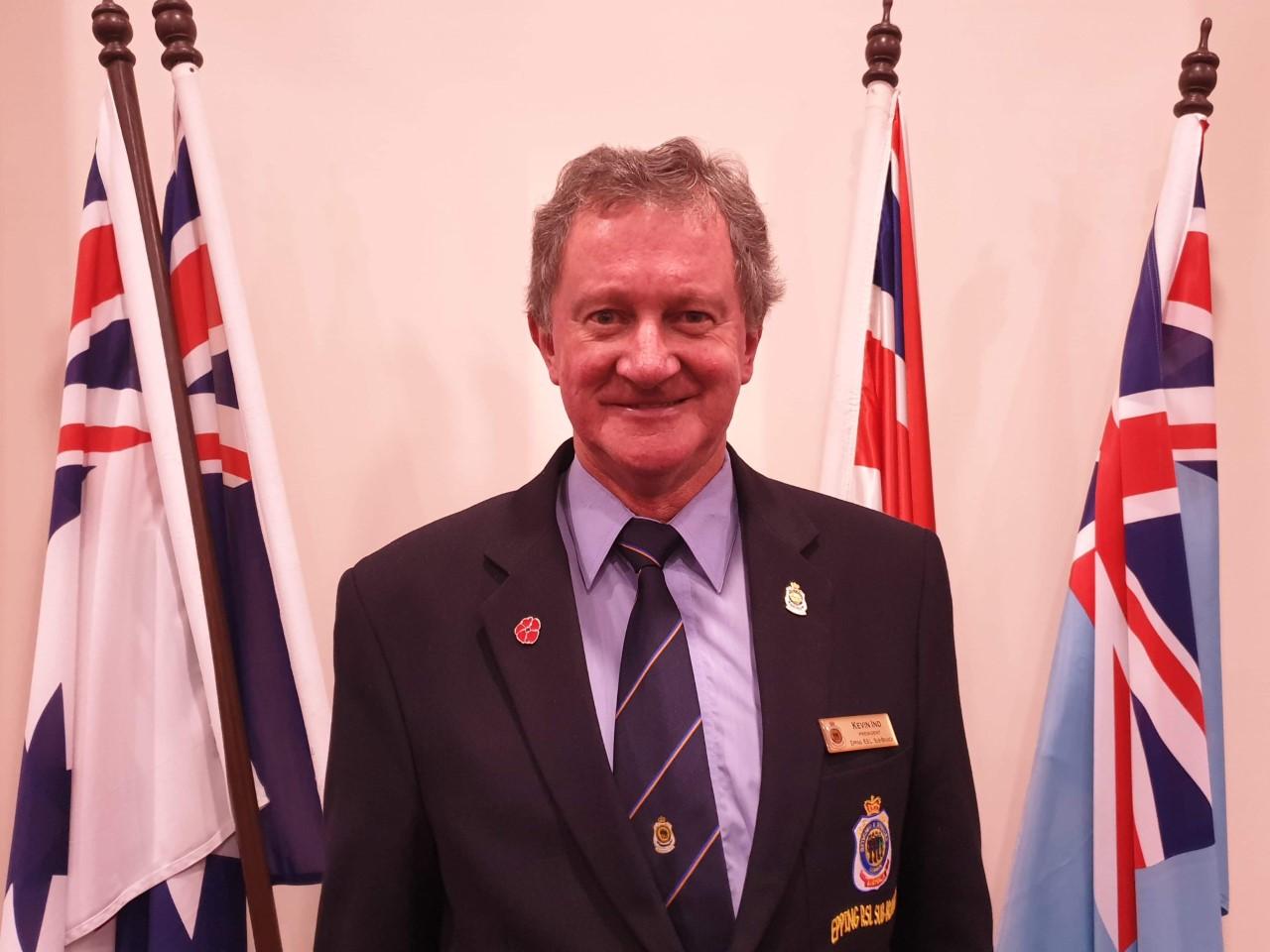 Mr Kevin Ind