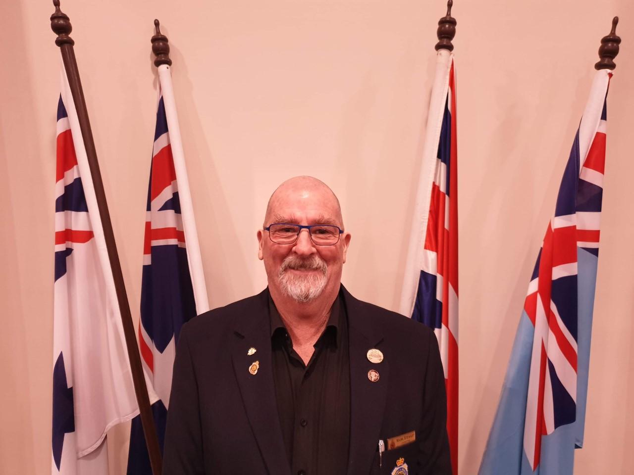 Mr Mark Stewart