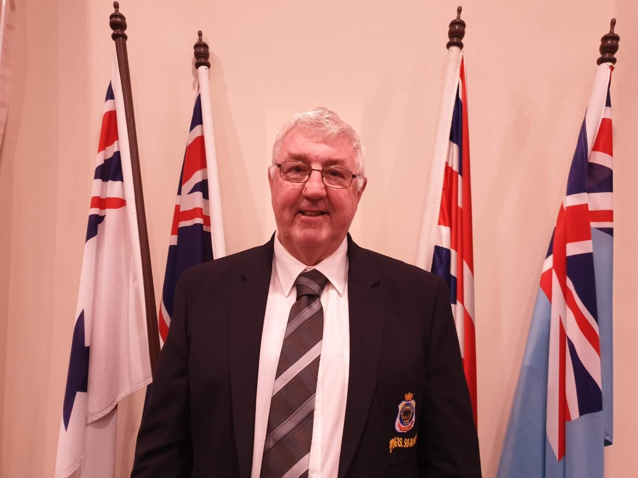 Mr Peter Egan